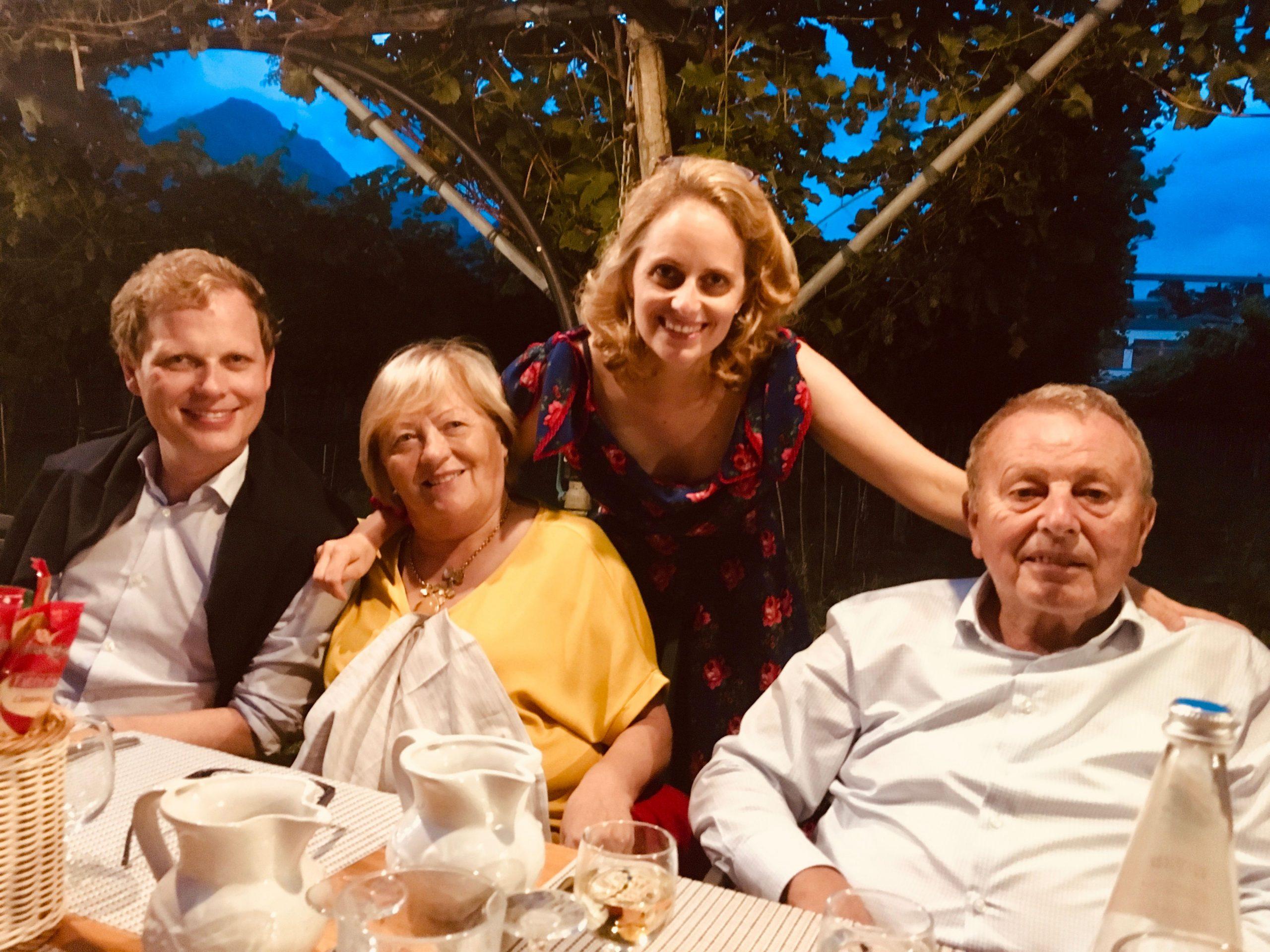 Die Wein-Lutz Familie