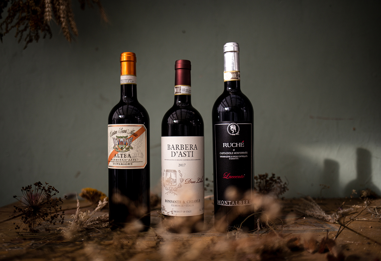 Das Piemont bei Wein Lutz